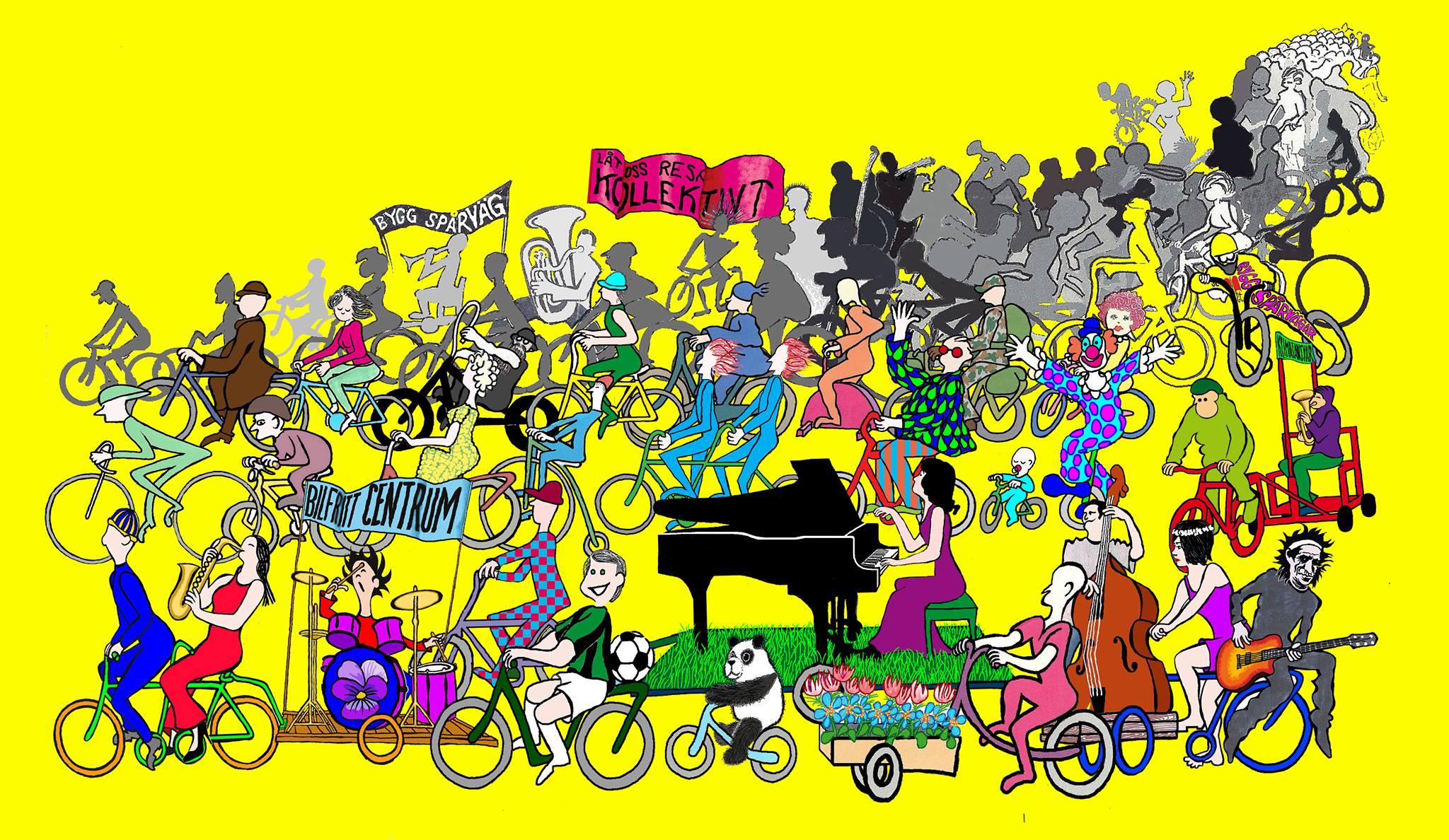 cykeldem