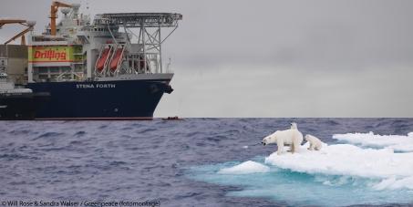 Stena i Arktis